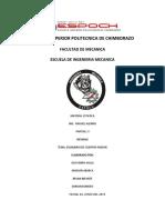 Informe Estatica (Carrito)