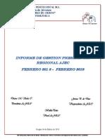 INFORME DE PRESIDENCIA 2018 -2019.docx