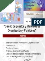 CLASE IV - ANÁLISIS Y DESCRIPCIÓN PUESTOS2.pptx