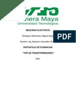 CLASIFICACIÓN DE LOS TRANSFORMADORES ELÉCTRICOS