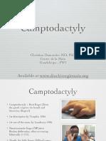 Camptodactyly