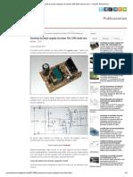 Construye Tu Propio Cargador de Celular 100–220V Desde Cero _ Circuitos Electronicos