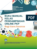 Buku Manual Pendampingan online