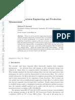 Data Filtering in Precision Engineering - Michael Krystek