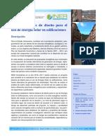 Estudios Criterios de Diseno Edificaciones