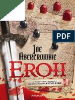 Joe Abercrombie - Eroii