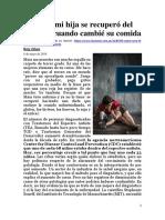 Unidad 1 Artículo - Revista Brando - Autismo