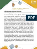 FORMATO PARA EL ANÁLISIS DE LA PROBLEMÁTICA TÉCNICA DE LOS SEIS SOMBREROS PARA PENSAR