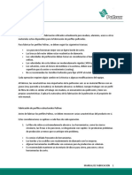 Manual de Fabricacion