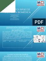conceptos basicos mantenimiento biomedico
