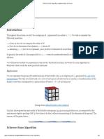 Mathstrek Schreier-Sims Algorithm _ Mathematics and Such