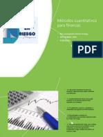 Métodos Cuantitativos Para Finanzas