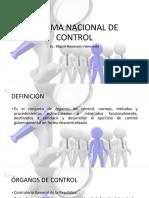 m1t3 - Sistema Nacional de Control