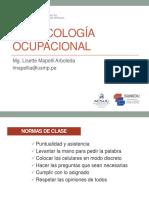 Semana 1_Psicología Ocupacional 2019-II