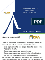 Apresentação CPA 2017