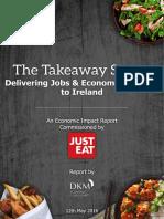 Ey Report on the Takeaway Industry in Ireland