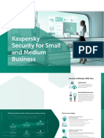 Kaspersky Security Products for Small and Medium Business