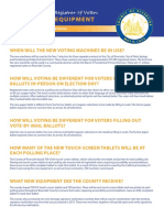 FAQ on new Riverside County voting equipment