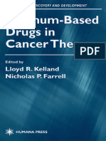 Platinum-Based Drugs