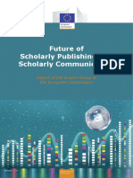 Future of Scholarly