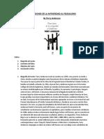 RESEÑA-TRANSICIONES DE LA ANTIGÜEDAD AL FEUDALISMO