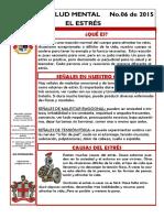 Boletin N. 6 Manejo Del Estres