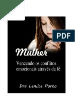 Tema Mulher - Vencendo Os Conflitos Emocionais Através Da Fé