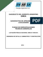 GASODUCTO DEL NOR ESTE ARGENTINO