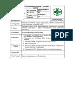 9.2.2.4 Sop Prosedur Penyusunan Layanan Klinis