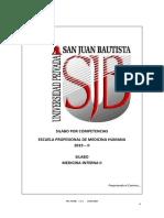 Silabo Medicina Interna II 2019-Ii_20190720163335