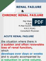 Acute & Chornic Renal Failure 2015