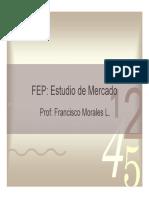 FEP Ejercicios Proyeccion de Mercado