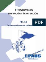 Chapter1 BA000936 Operating-Instruction PFL18 Rev8.2.2 ES