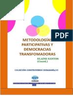 Santos (2018) - Metodologias participativas y democracias transformadoras.pdf
