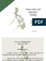 Cry of Bahay Toro