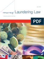 Money Laundering Law-MARCH 2005