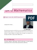 Enginnering mathematics