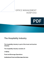 Front Office PPT 1 Chapter 1