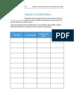 CHECKLIST WORKSHEET Empieza a Planificar Tu Web de Exito