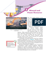 3. Mineral and Power Resource