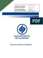 Gdoc- G-003 Manual Tabla de Valoracion Documental (1)