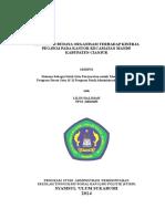 Skripsi Lengkap Pengaruh Budaya Organisasi.doc