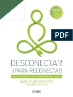 Desconectar Para Reconectar - Suze Yalof Schwart