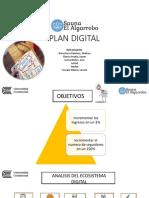 Plan Digital Saun El Algarrobo