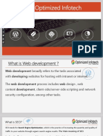 Welcome to Optimized Infotech PDF
