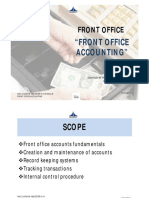 2. Front Office Accounting