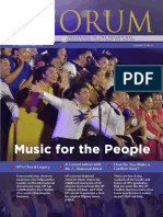UP Forum October December2018 Updated