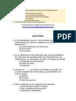 Balotario Adm Proyectos