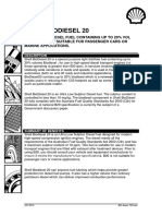Tds Biodiesel 20