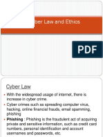 Cyber Law And ethics.pptx